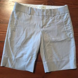 Banana Republic grey Bermuda shorts